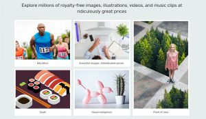 Shutterstock Coupon Code for All Types of Creative Professionals